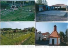 Současné fotografie obce Chraberce 2019